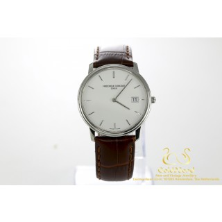 Frederique Constant Slimline Gents FC-220S5S6 Staal 38 mm