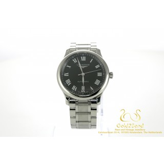 Longines Master Collection L2.628.4.51.6 Automatic Zwart 38mm