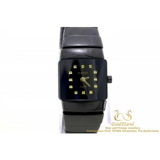 Rado DiaStar Jubilé Ceramic 21 x 18mm horloge