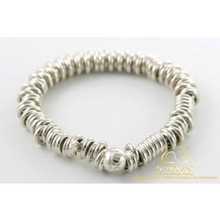 Links of London zilveren armband Sweetie Silver Bracelet 170 mm