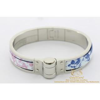 Hermes Cheval Surprise Bracelet  Steel H511702FO61M