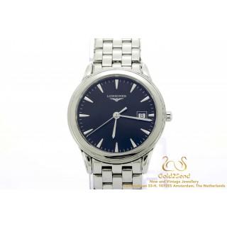 Longines Flagship staal vintage horloge