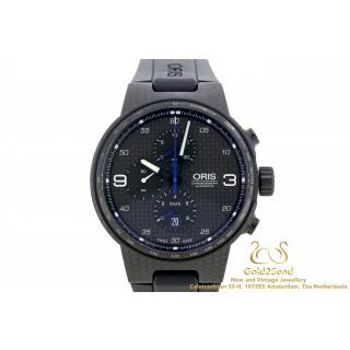 Oris Williams Valtteri Bottas Limited Edition watch Carbon