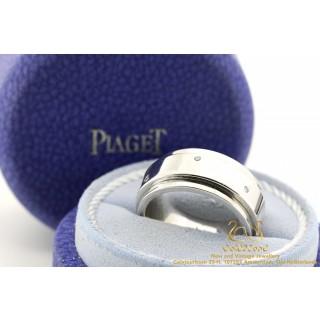 Piaget Possession Ring 18 karaat witgoud 7 diamanten 0,10ct