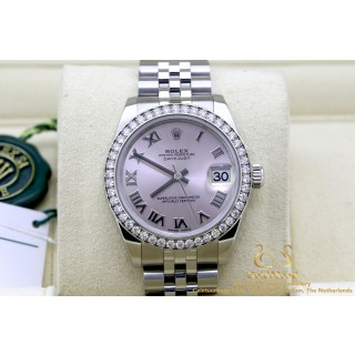 Rolex Datejust 178384 Jubilee Diamond Pink watch