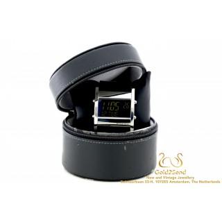 TAG Heuer Microtimer CS111C-1 Chronograph 1-1000th 38 x 34 mm