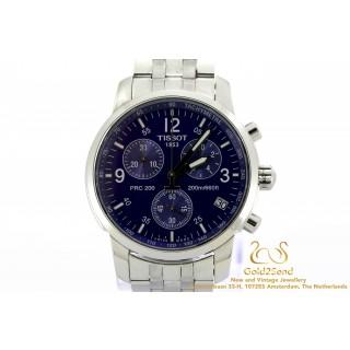 Tissot PRC 200 T461 staal vintage horloge
