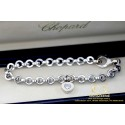Chopard Happy Diamonds Armband 18krt Witgoud 0.05 ct Diamant