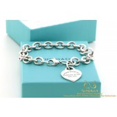 925 Please return to Tiffany & Co New York armband hartje