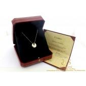 Cartier Amulette de Cartier collier 18K Geelgoud MOP