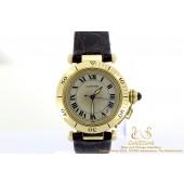 Cartier Pasha 1035 Automatic 18K gouden horloge