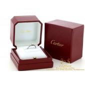 Cartier Solitair ring Platina 1895 0-24CT Diamant