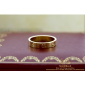 Cartier Love Ring 18K Yellow Gold size 50 B4085000 CRB4085000