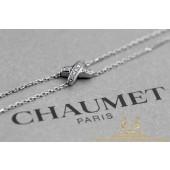 Chaumet Paris Armband diamant witgoud Liens