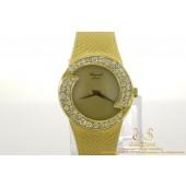 Chopard  750 18k gold clock-face diamond