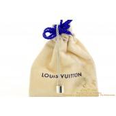 Louis Vuitton Lockit Pendant Sterling Silver Chain 925