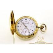 International Watch Company Pocket Watch 18k Gold 51mm