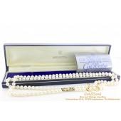 Mikimoto cultured pearls cultive parels gouden sluiting