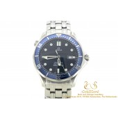 Omega Seamaster Professional 300M 196.1523 steel blue dial 396 1523 41mm
