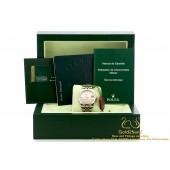 Rolex Datejust Everose gold 18K 178271 box and papers Jubilee 31 mm