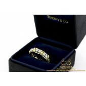 Sixteen Stone Ring Tiffany & Co Schlumberger 18 karaat goud met platina