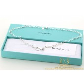 Tiffany & Co Infinity Collier Zilver 45 cm