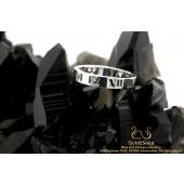 Tiffany & Co zilveren ring Atlas